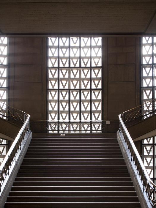 installation view - Palais d'Iena, Paris