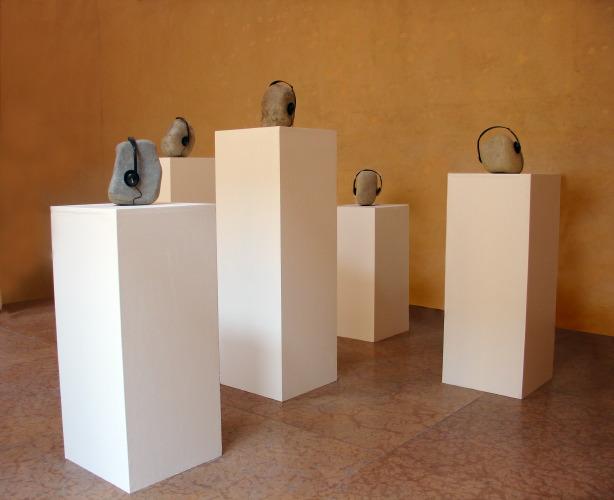 Autoritratto Modenese (installation view)