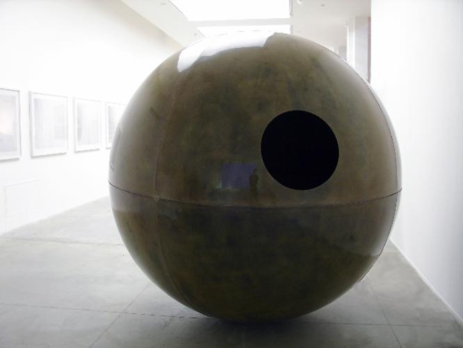 (installation view at MAMbo - Bologna)